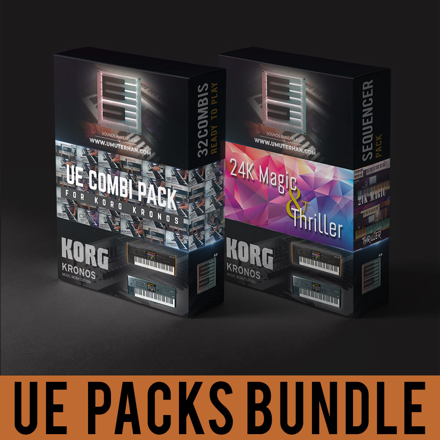 UE PACKS BUNDLE